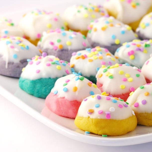 Jelly Bean Cookies!!!!