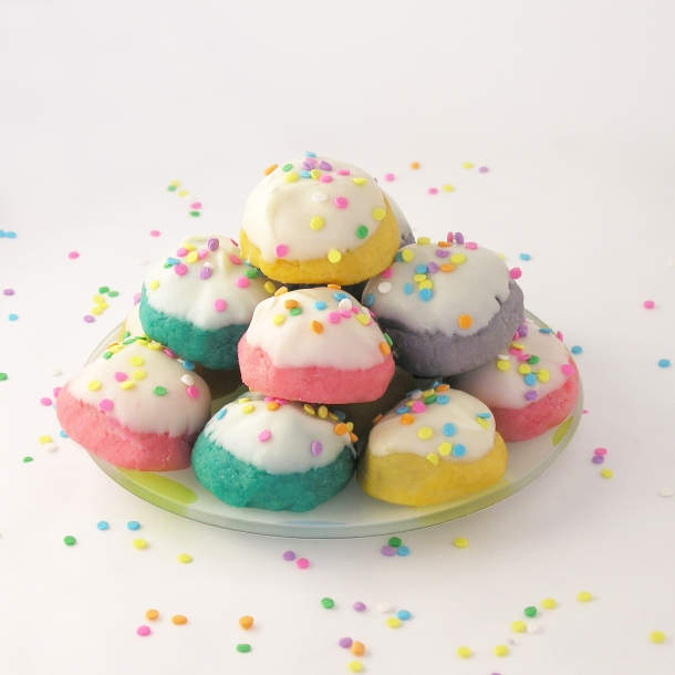 Jelly Bean Cookies!!!