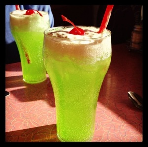 Ole' Green River at Arnold's Drive-In