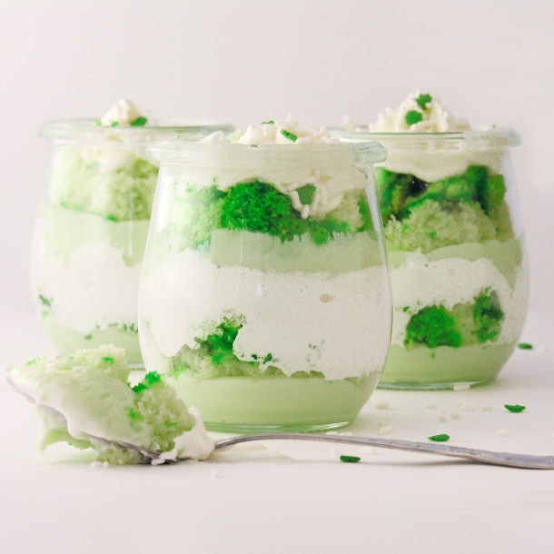 Shamrock Parfaits!!!!