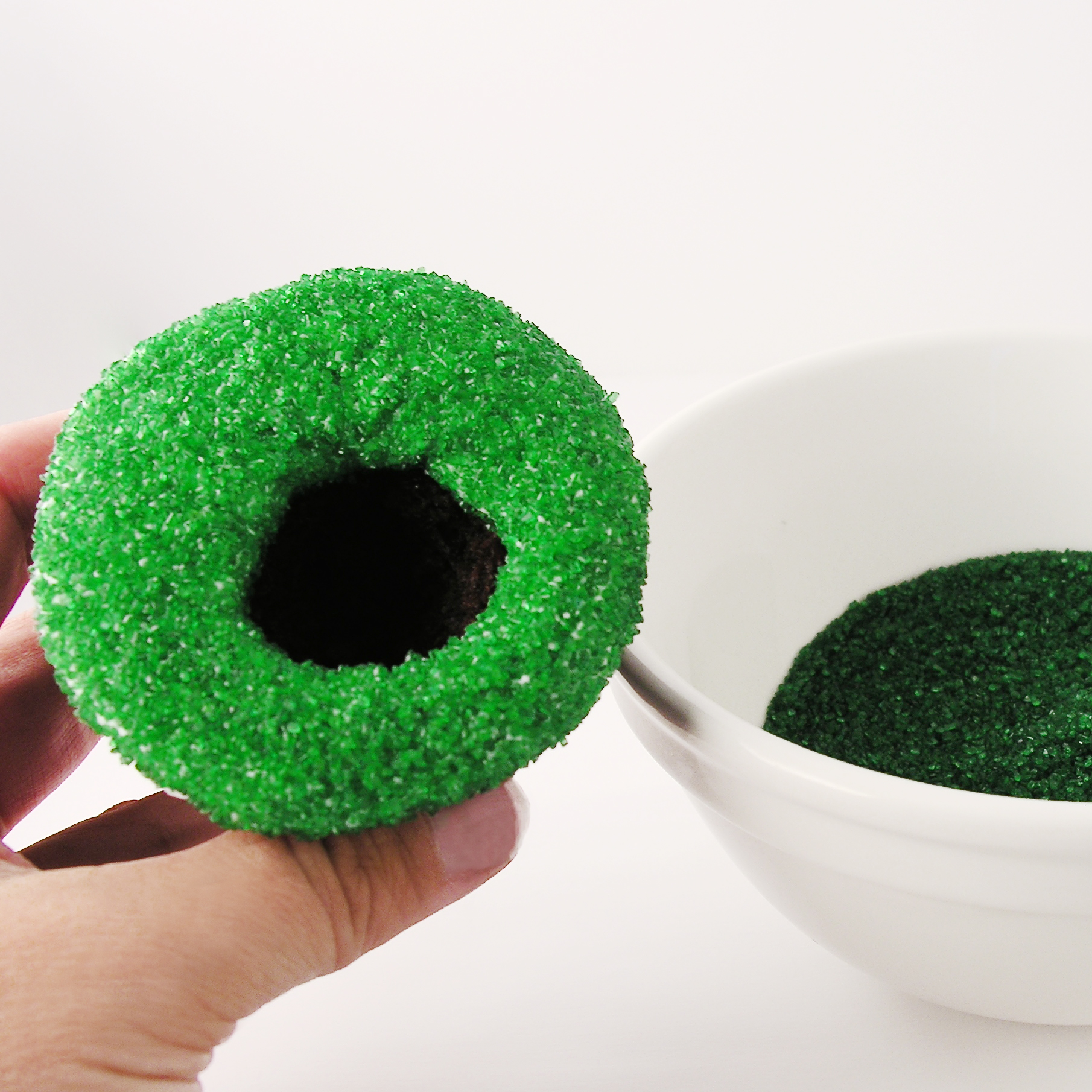 Golf: Hole In One Cupcakes!!