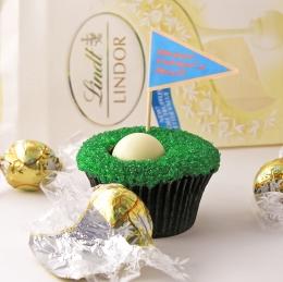 Golf Cupcakes!!
