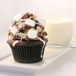 Rocky Road Cupcakes!!!!