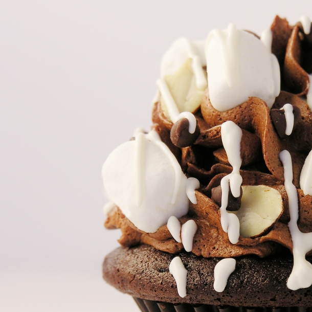 Rocky Road Cupcakes4