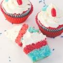 Bomb Pop Cupcakes!!!