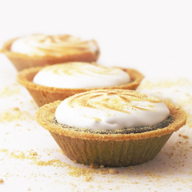 S'mores Pies!!!!