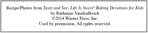 Warner Press Copyright Statement