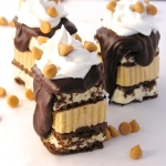 Butterscotch Ice cream towers!!!!