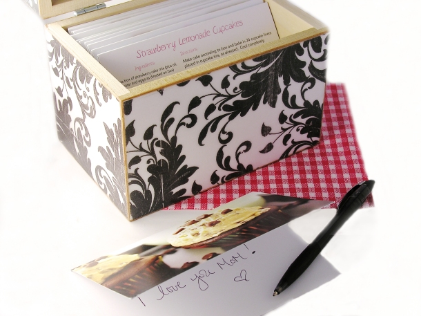 Recipe Card Box1