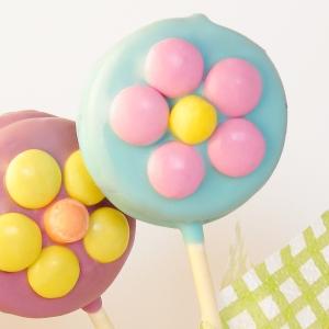 Flower Oreo Pop