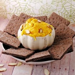 Pumpkin Guts Dessert!