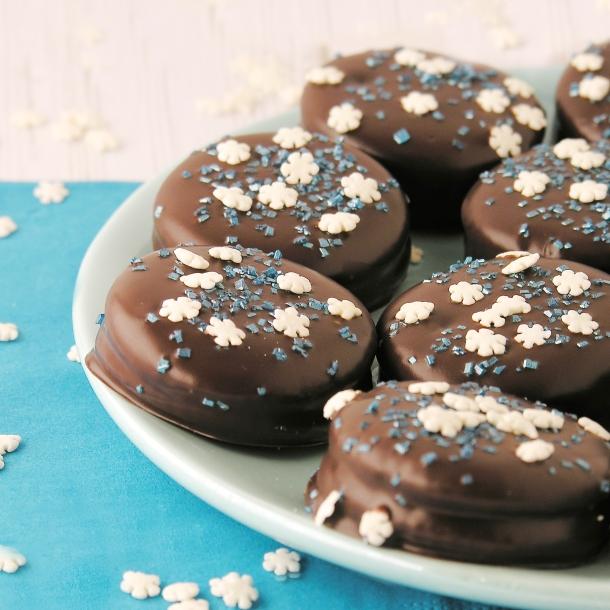 Caramel Ritz Cookies