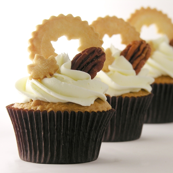 Pecan Pie Cupcake3