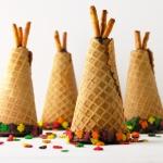 Tepee Cupcakes