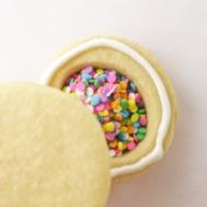 Confetti Cookie