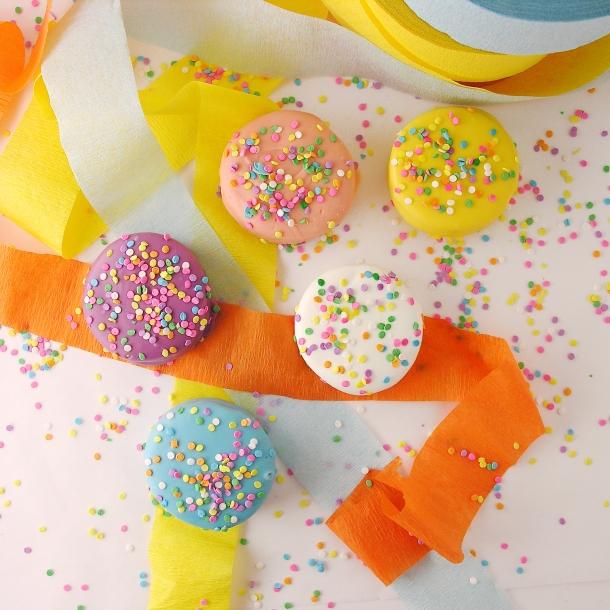 Confetti Cookies!!