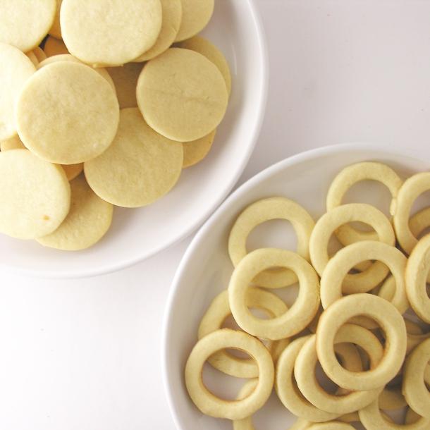 Confetti Cookies!