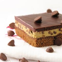 Cookie Dough Brownie