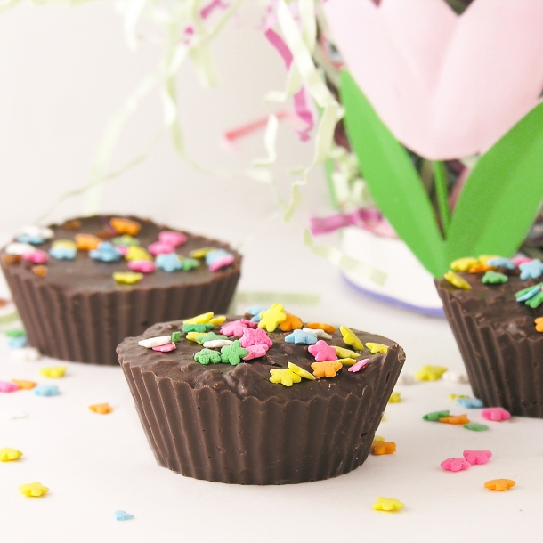 Easter Mallow Cups