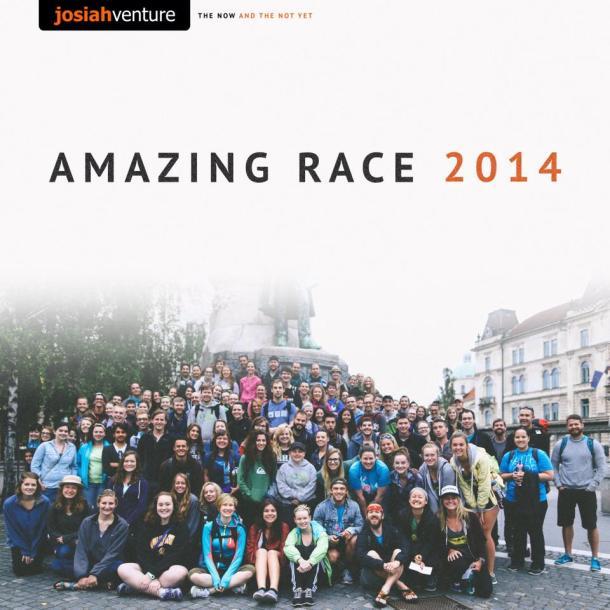 Amazing Race Josiah Venture
