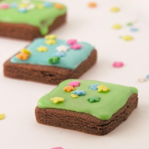 Crossword Cookies
