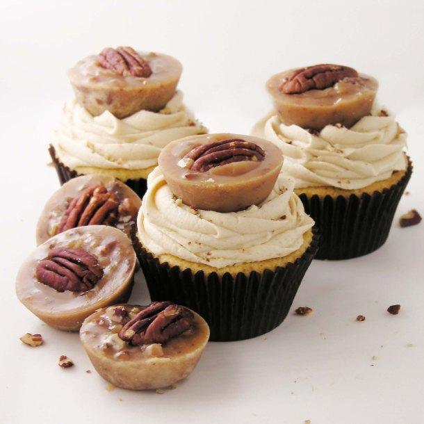 Praline Cupcakes1