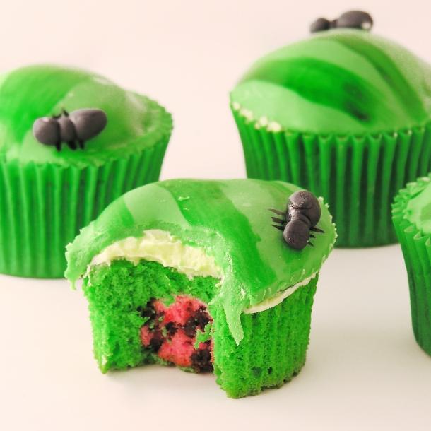 Watermelon Cupcakes7