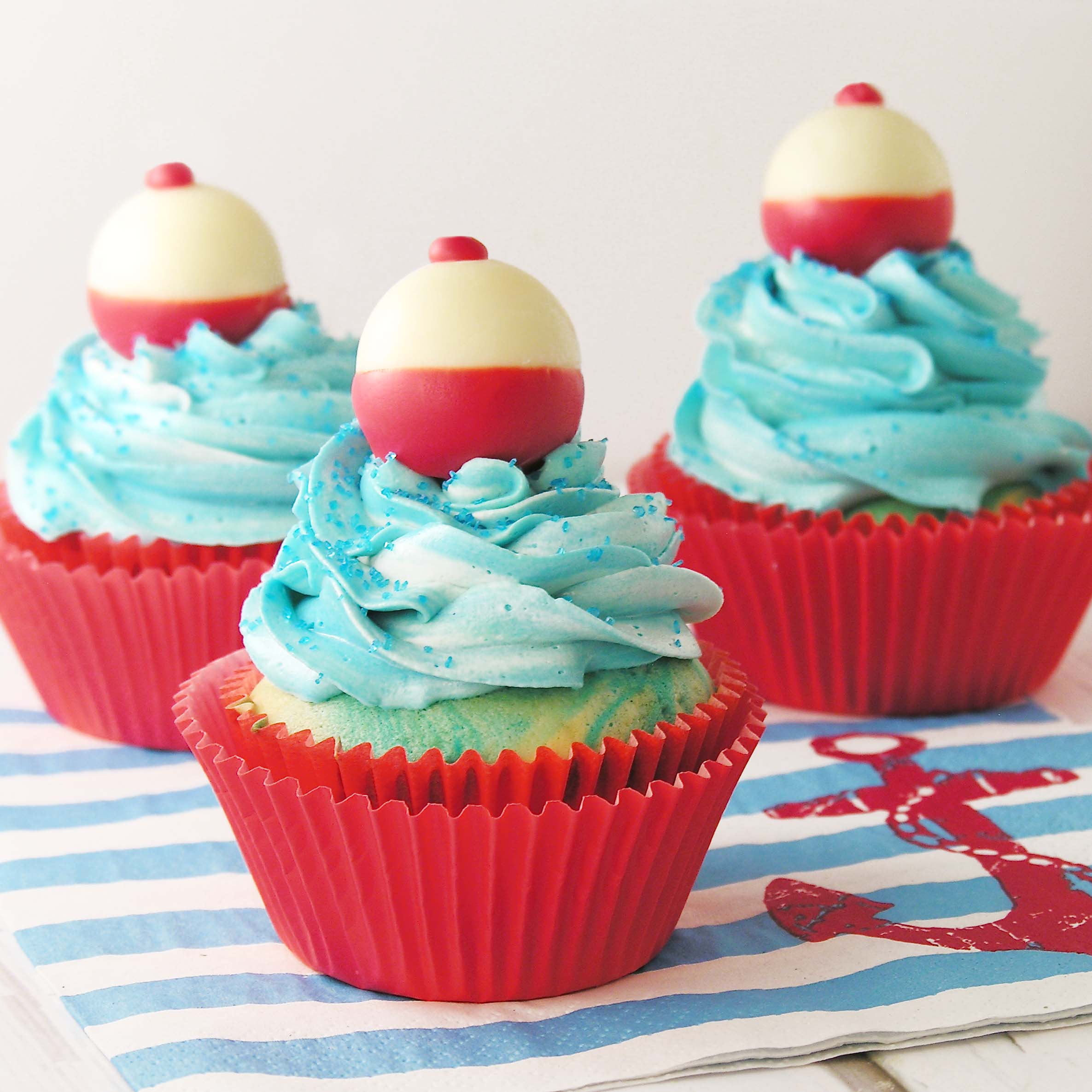 Fathers Day Cupcakes Easybaked