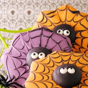Spiderweb Cookies4