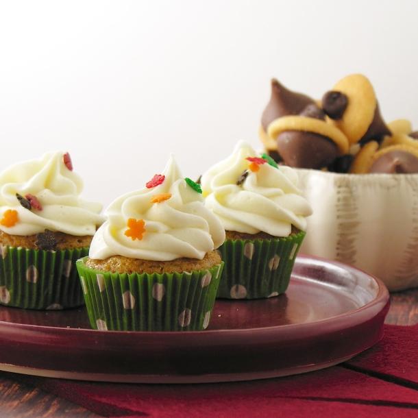 Pumpkin Cupcakes2