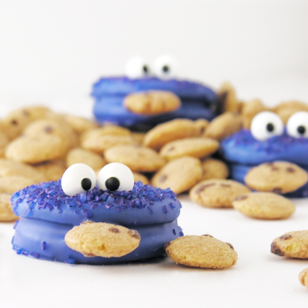 Cookie Monster Oreos