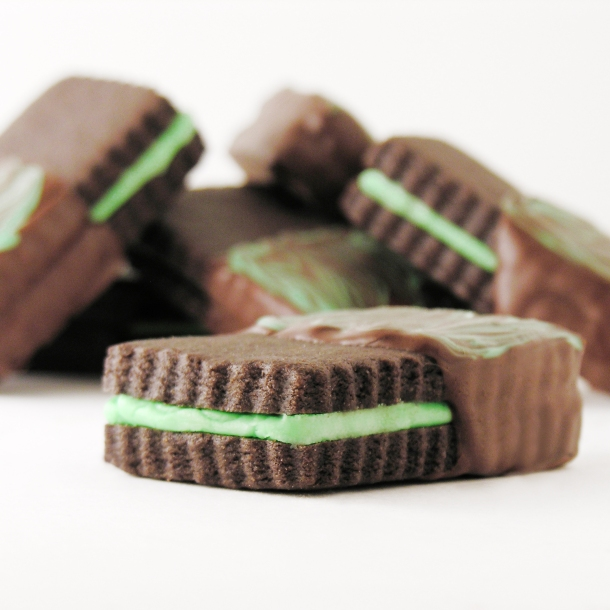 Andes Mint Cookies!