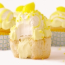 Lemon Cream cupcakes!