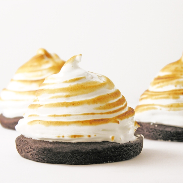 Baked Alaska Cookies!!