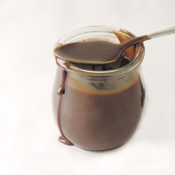 Hot Fudge Sauce 2