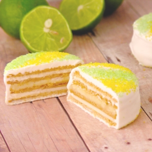Key Lime Oreo Cookies
