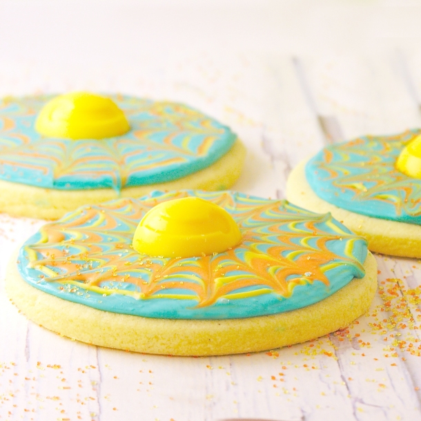 Lemonade Cut-out Cookies!