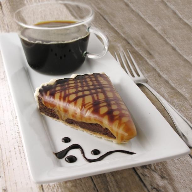 Salted Caramel Tart