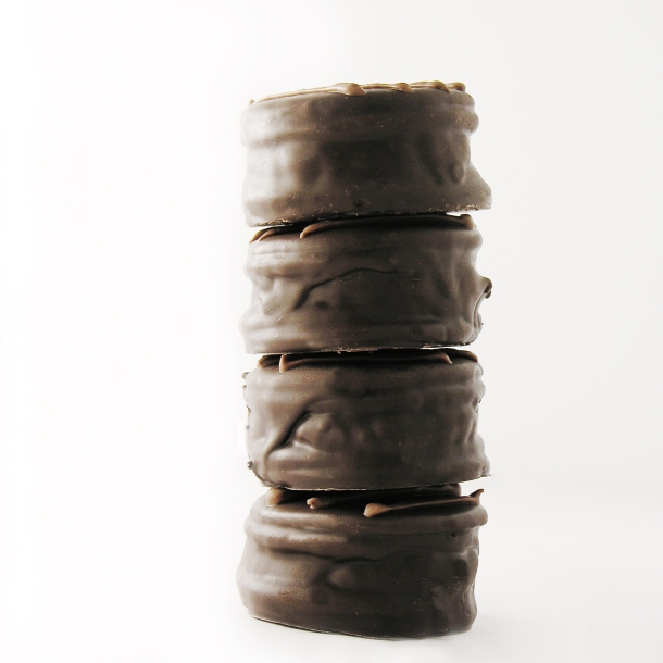 Oreo Thins dipped in Chocolate