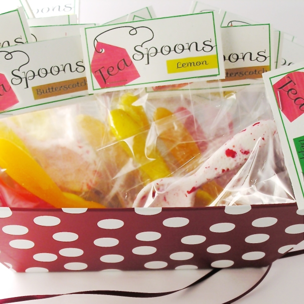 Candy Spoon Gifts