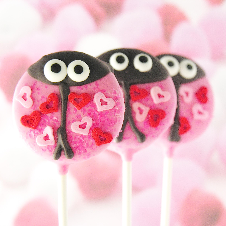 Love Bug Oreo Pops! | eASYbAKED