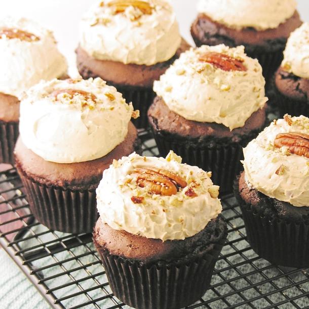 maple-pecan-cupcakes
