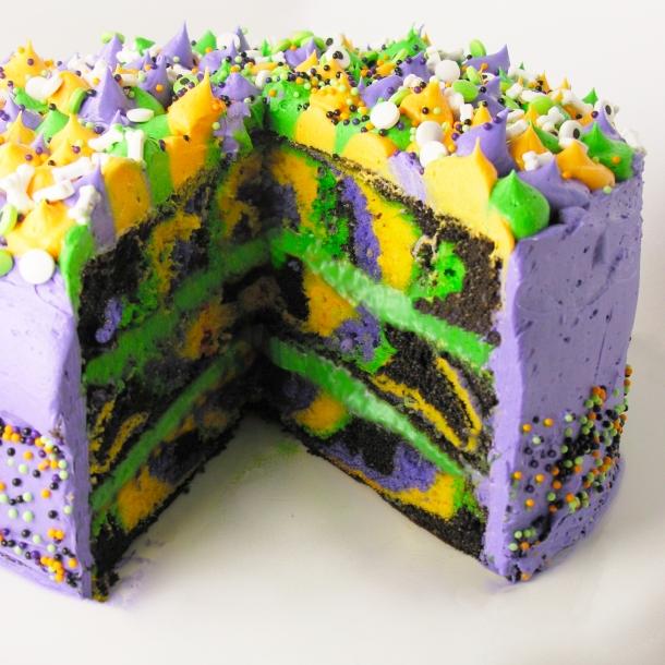 Slime cake2