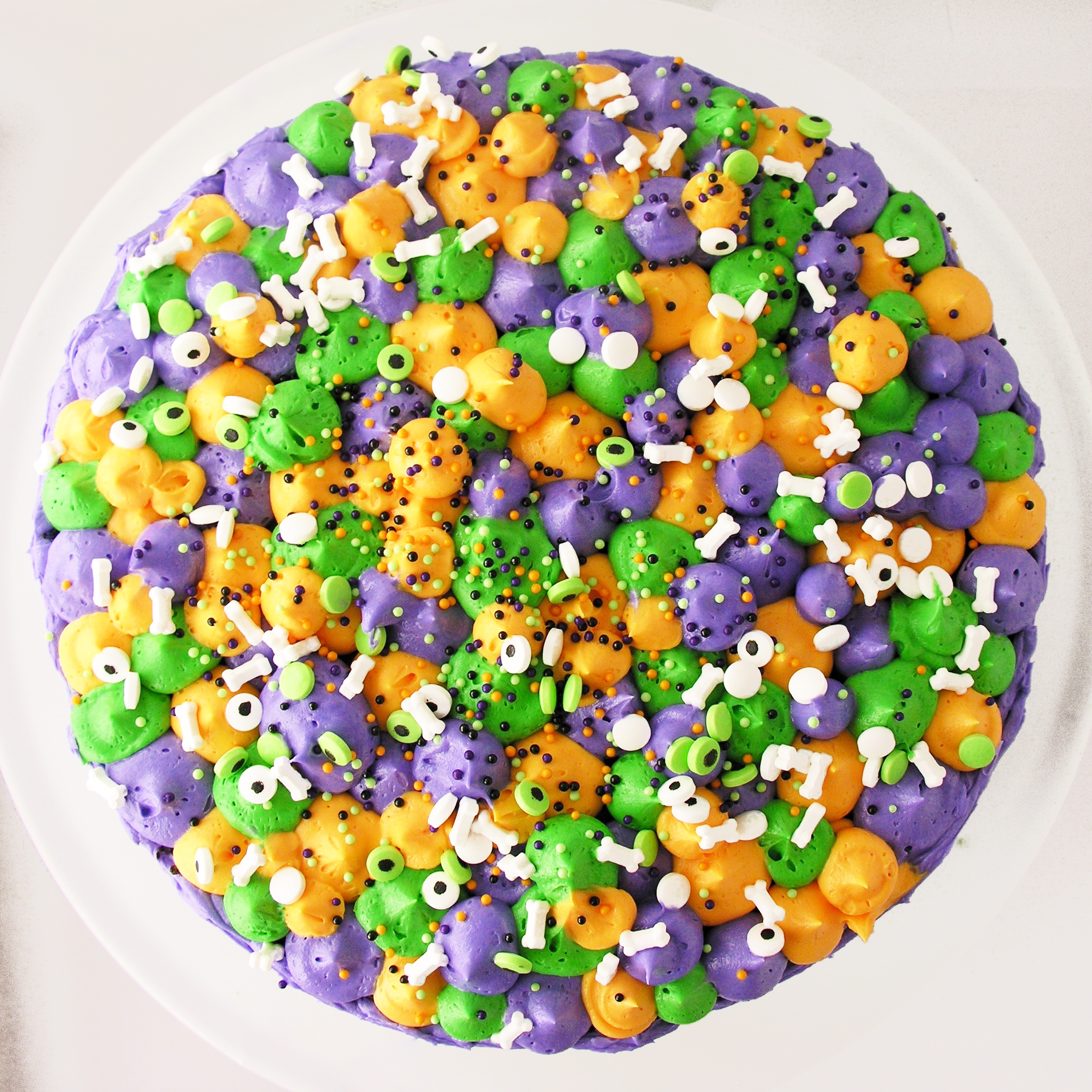 Slime cake4
