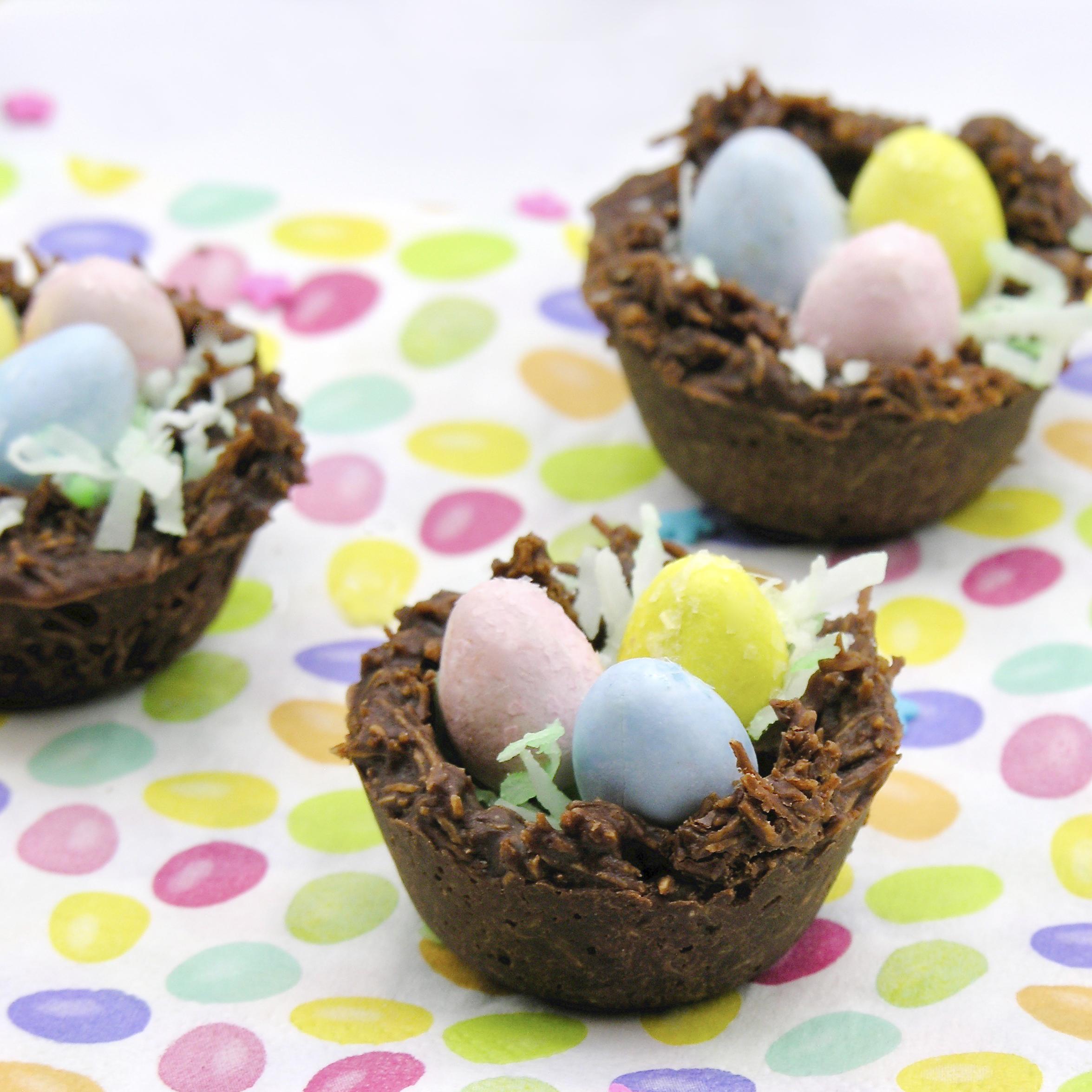 Easter nest 4-1