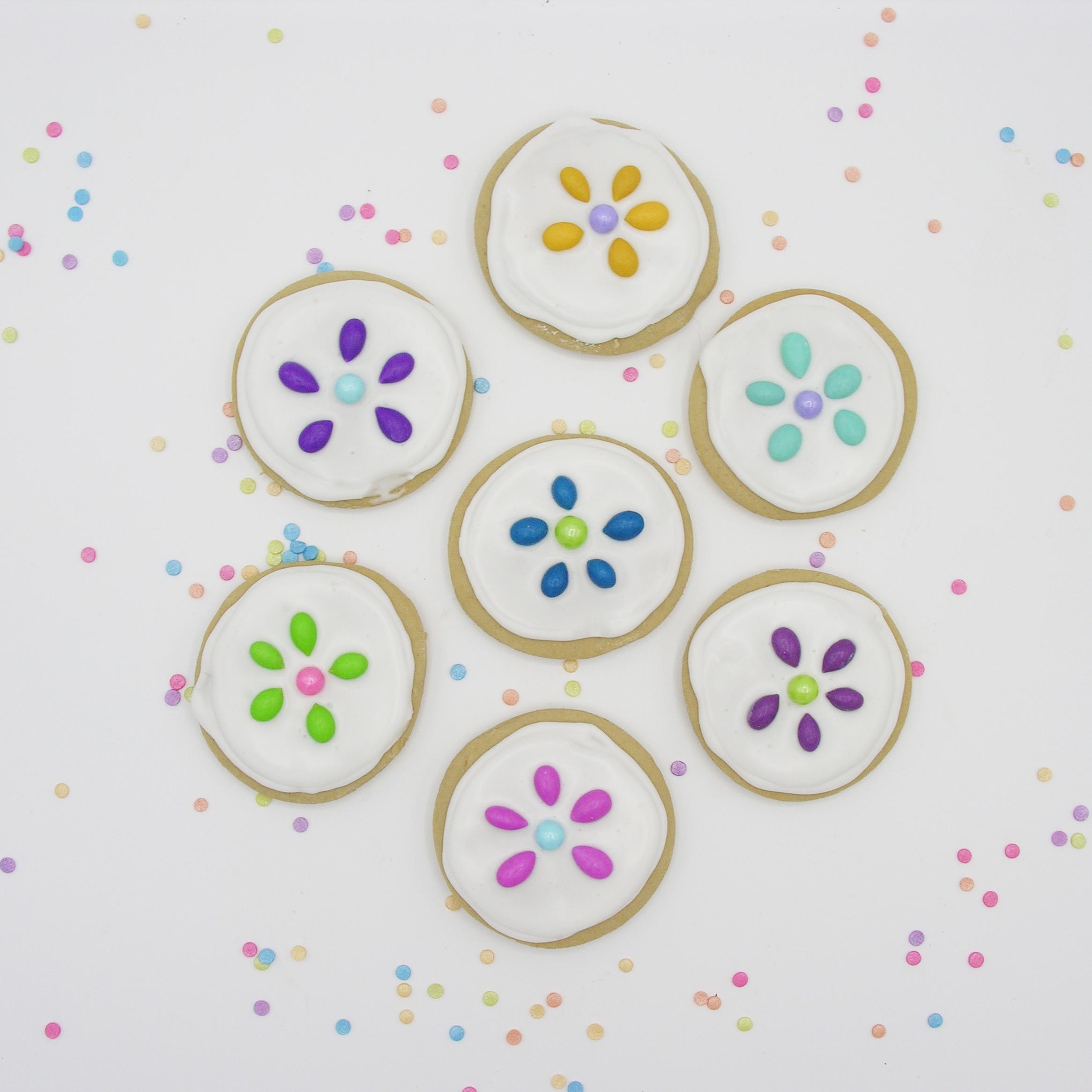 Flower Cookies 1