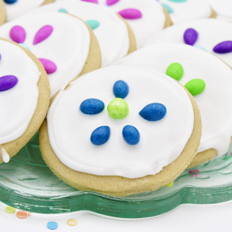 Flower cookies2
